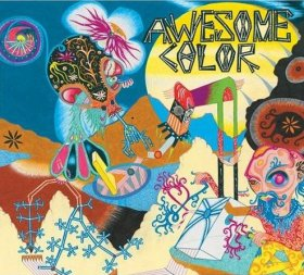 Awesome Color - Electric Aborigines [CD]