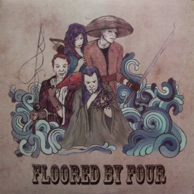 Floored By Four - Floored By Four [Vinyl, LP]
