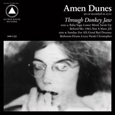 Amen Dunes - Through Donkey Jaw [CD]