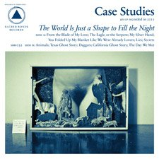 Case Studies - The World Is Just A Shape [CD]