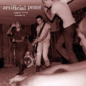 Artificial Peace - Complete Session Nov 81 [CD]