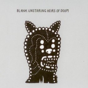 Jana Hunter - Blank Unstaring Heirs Of Doom [CD]