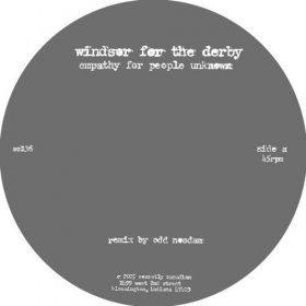 "Windsor For The Derby - Empathy For People Unknown [Vinyl, 12""]"