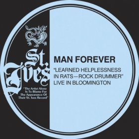 Man Forever - Learned Helplessness In Rats [Vinyl, LP]