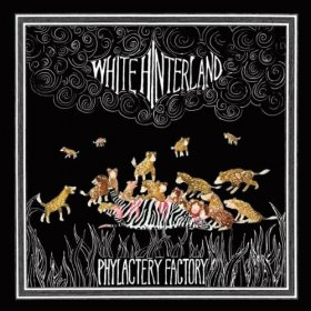 White Hinterland - Phylactery Factory [CD]