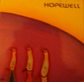"Hopewell - Small Places [Vinyl, 7""]"