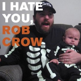 Rob Crow - I Hate You, Rob Crow [CDSINGLE]