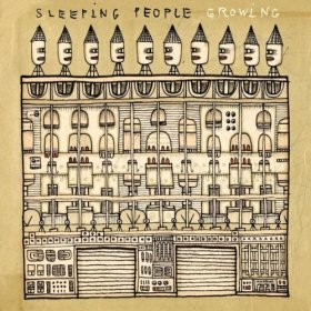 Sleeping People - Growing [CD]