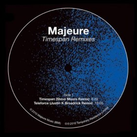 Majeure - Timespan Remixes [Vinyl, LP]