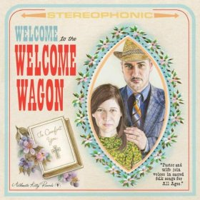 Welcome Wagon (sufjan Stevens) - Welcome [CD]