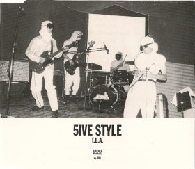 Five Style - Five Style [CD]