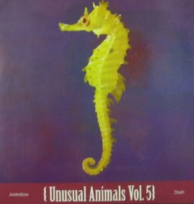 "Jookabox / Dosh - Unusual Animals Vol. 5 [Vinyl, 7""]"