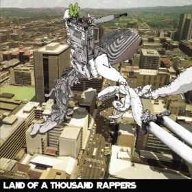Land Of A Thousand Rappers - Fall Of The Pillars [CD]