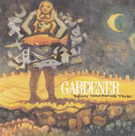 Gardener - New Dawning Time [CD]