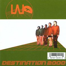Love As Laughter - Destination 2000 [Vinyl, LP]
