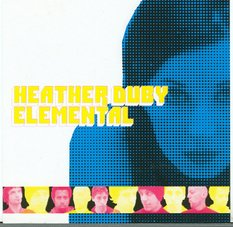 Heather Duby & Elemental - Heather Duby & Elemental [CD]