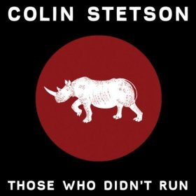 "Colin Stetson - Those Who Didn't Run [Vinyl, 10""]"
