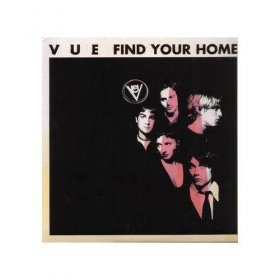 Vue - Find Your Home [CD]