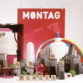 Montag - Going Places [CD]