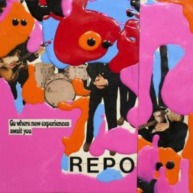Black Dice - Repo [CD]