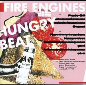 Fire Engines - Hungry Beat [CD]