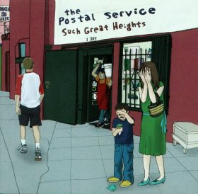 Postal Service - Such Great Heights [CDSINGLE]