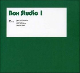 Box - Studio 1 [CD]