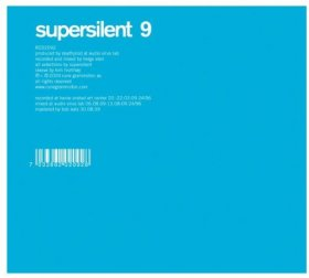 Supersilent - 9 [CD]