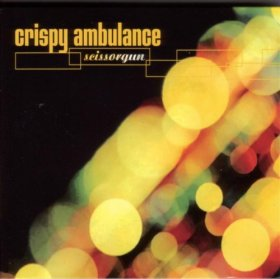Crispy Ambulance - Scissorgun [CD]