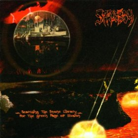 Spaceboy - Searching The Stone Library [CD]