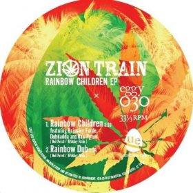 "Zion Train - Rainbow Children [Vinyl, 10""]"