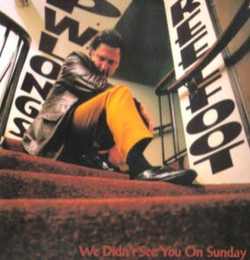 P.W. Long - We Didn't See You On Sunday [CD]