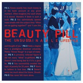 Beauty Pill - The Unsustainable Lifestyle [CD]