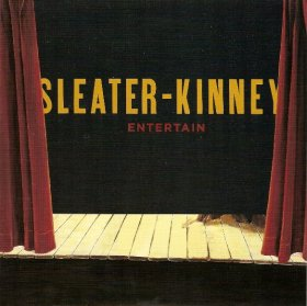 Sleater-kinney - Entertain [CDSINGLE]
