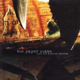 Paper Chase - Hide The Kitchen Knives [CD]