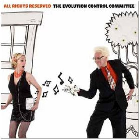 Evolution Control Committee - All Rights Reserved [2CD]