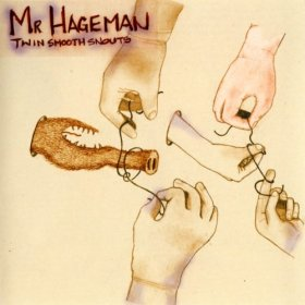 Mr. Hageman - Twin Smooth Snouts [CD]