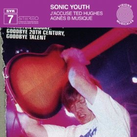 Sonic Youth - J'Accuse Ted Hughes [Vinyl, LP]