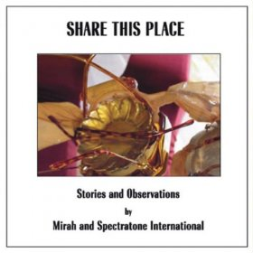 Mirah - Share This Place [CD]