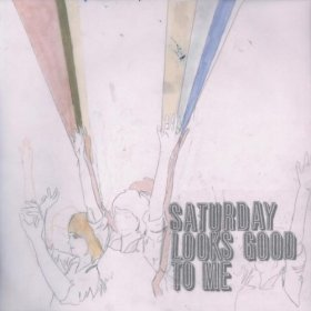 Saturday Looks Good To Me - Fill Up The Room [CD]