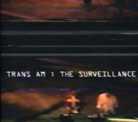 Trans Am - The Surveillance [CD]