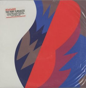 Fiery Furnaces - Remember [Vinyl, 3LP]