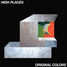 High Places - Original Colors [Vinyl, LP]
