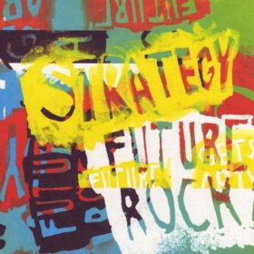 Strategy - Future Rock [CD]