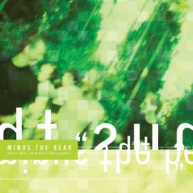Minus The Bear - This Is What I Know About Being Gigantic [Vinyl, LP]