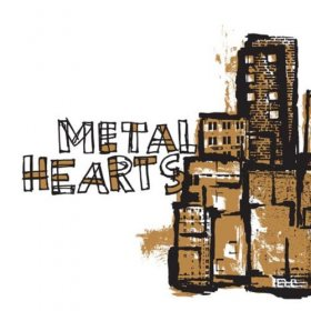 Metal Hearts - Socialize [CD]
