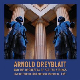 Arnold Dreyblatt - Live At Federal Hall [CD]