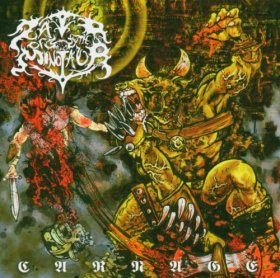 Lair Of The Minotaur - Carnage [CD]