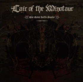 Lair Of The Minotaur - War Metal Battle Master [CD]